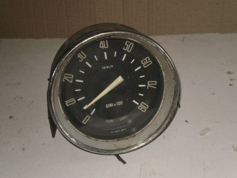mechanical tachometer